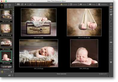 Proselect Portrait Studio Software For In Person Sales